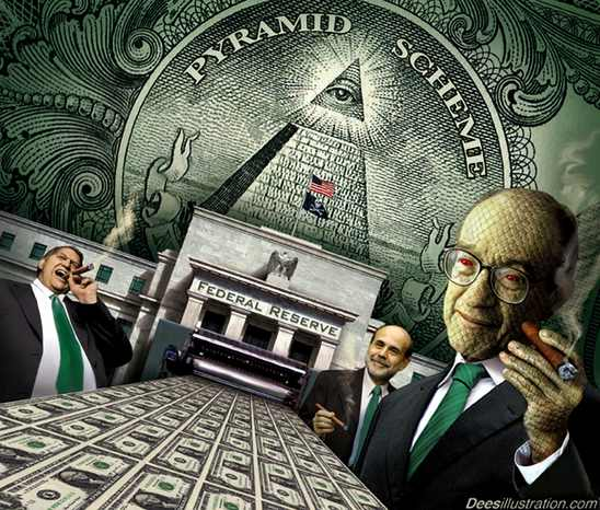 Quantitative Easing as Outrageous Corruption: The Third Round of the Global-scale Scam is Set in Mmotion