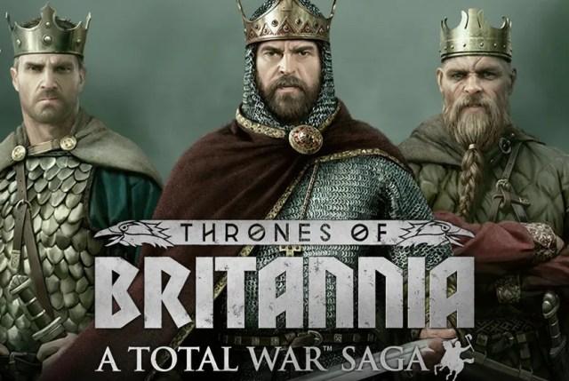 Total War Saga Thrones Of Britannia Download