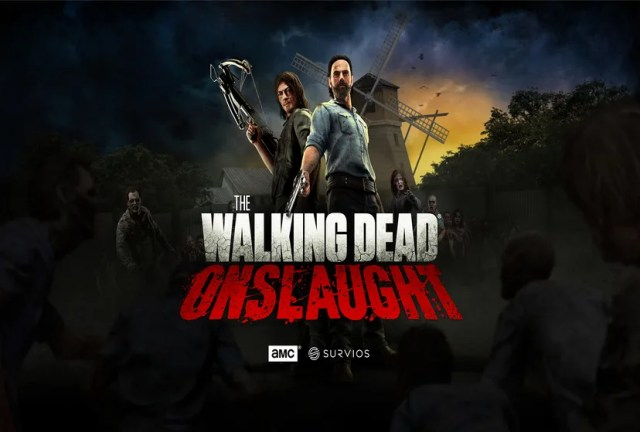 The Walking Dead Onslaught Repack-Games