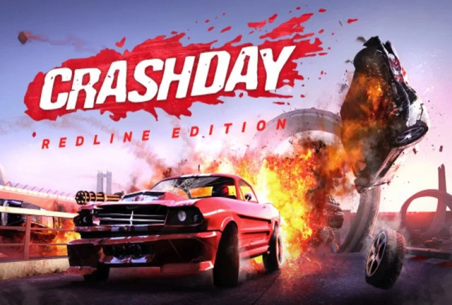 Crashday Redline Edition Repack-Games