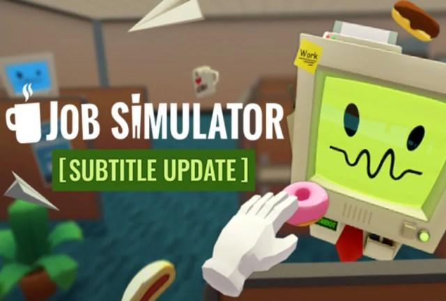Job Simulator Repack-Games