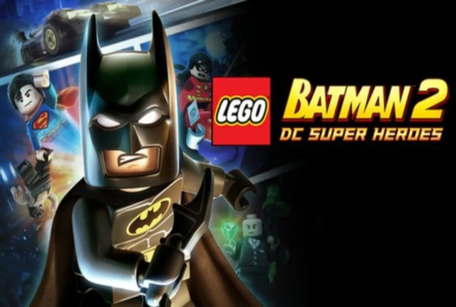 LEGO Batman 2: DC Super Heroes Repack-Games