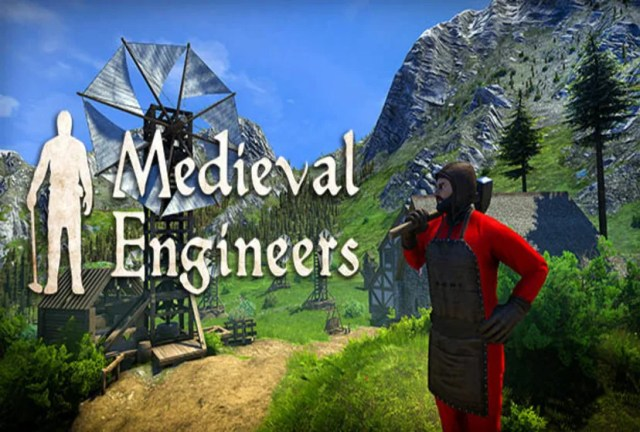 Medieval Engineers Repack-Games
