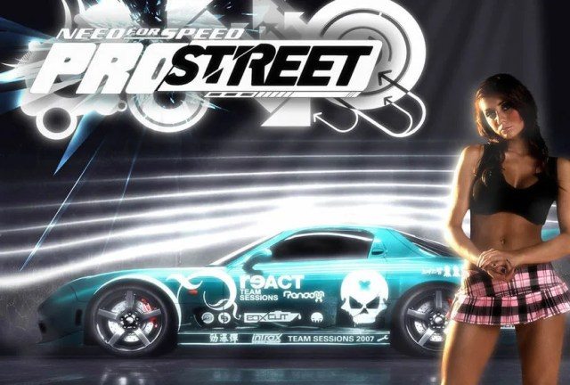 Need for Speed: ProStreet Repack-Games