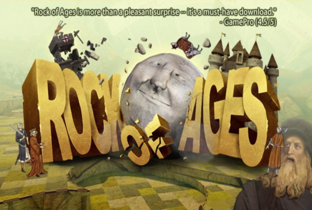 Rock of Ages Repack-Games