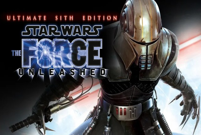 STAR WARS The Force Unleashed Repack-Games