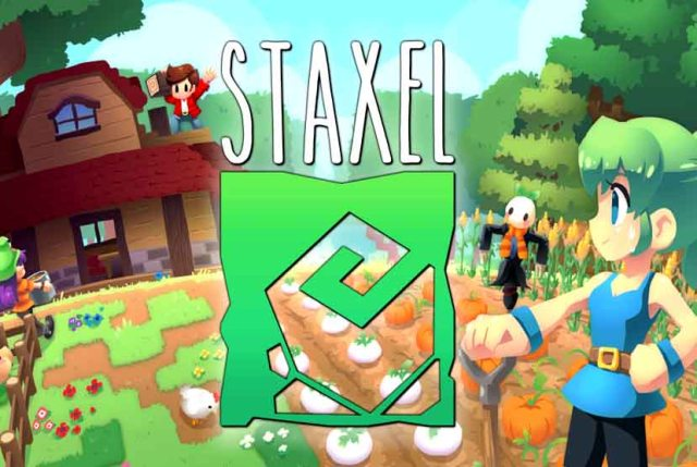 Staxel Free Download Torrent Repack-Games