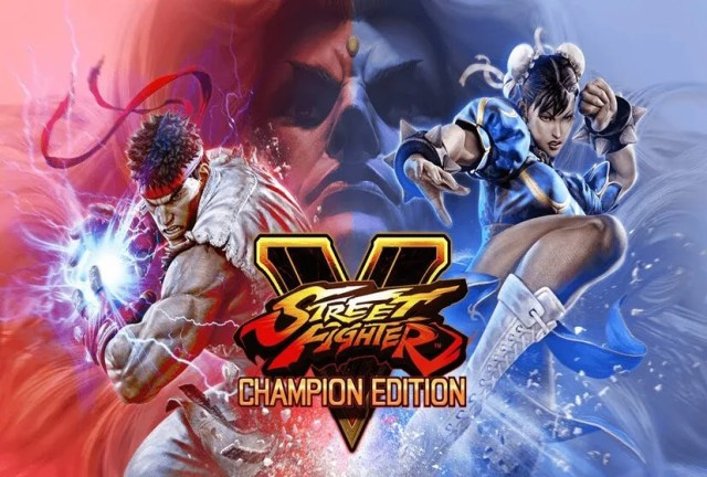 Street Fighter V Champion Edition Repack-Games