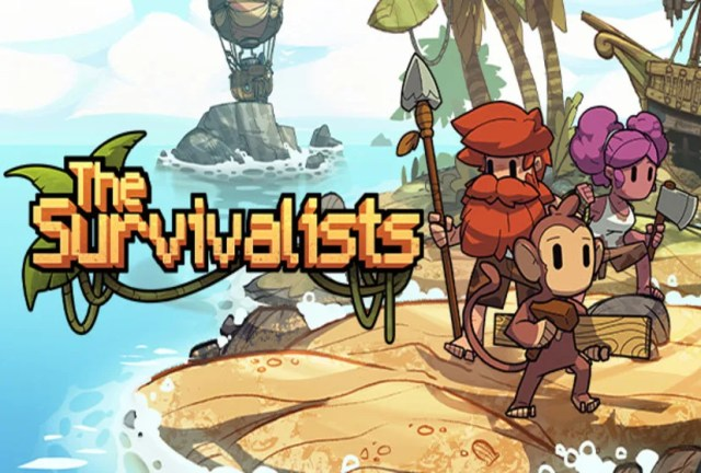 The Survivalists Repack-Games