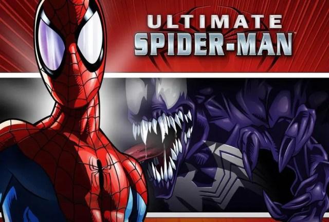 Ultimate Spider-Man Repack-Games