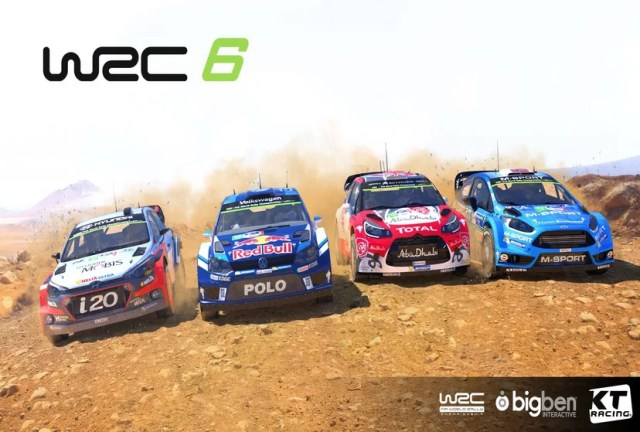 WRC 6 FIA World Rally Championship Repack-Games