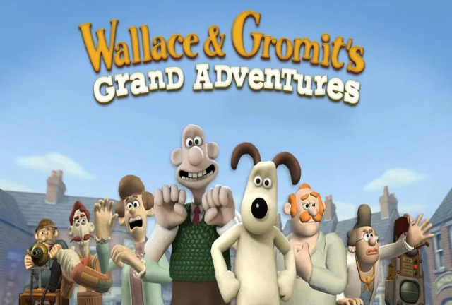 Wallace and Gromit's Grand Adventures Repack-Games