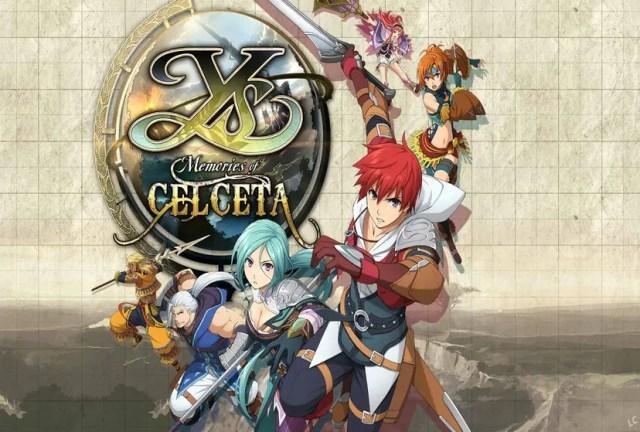 Ys: Memories of Celceta Repack-Games