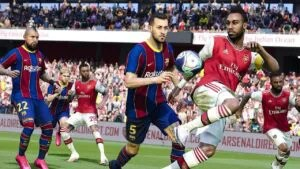 eFootball PES 2021 Free Download Repack-Games