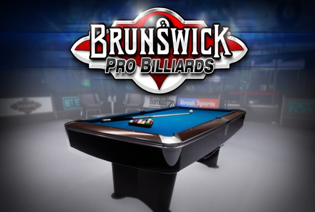 Brunswick Pro Billiards Repack-Games