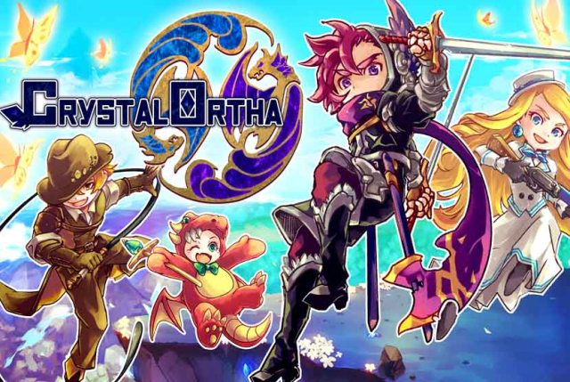 Crystal Ortha Free Download Torrent Repack-Games