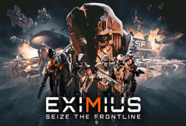 Eximus Seize the Frontline Repack-Games
