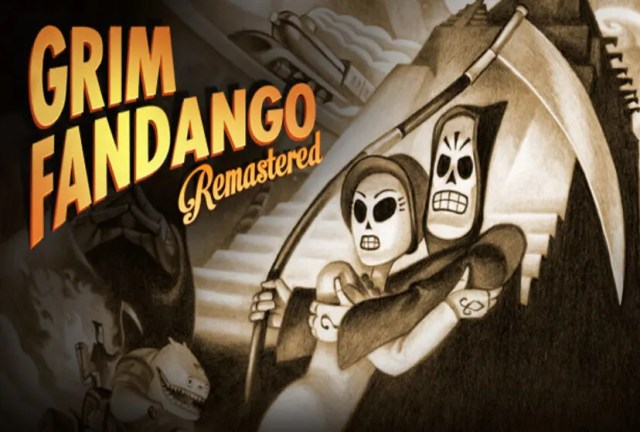 Grim Fandango Remastered Repack-Games