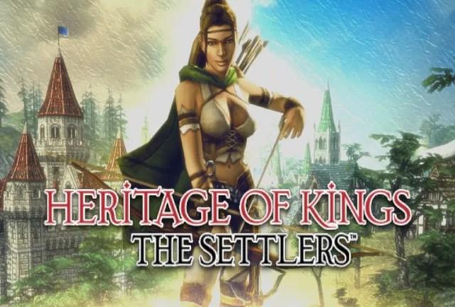Heritage of Kings: The Settlers Repack-Games