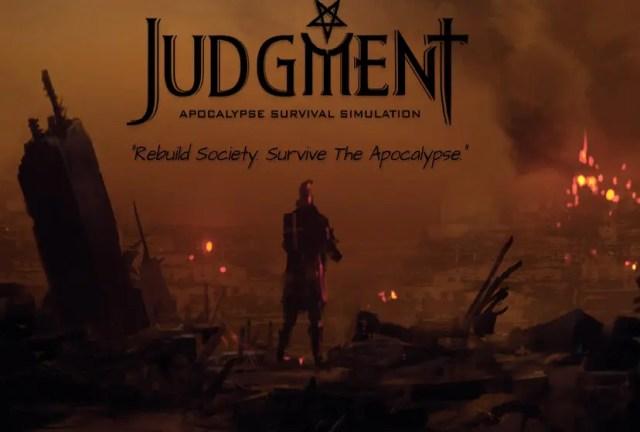 Judgment Apocalypse Survival Simulation Repack-Games