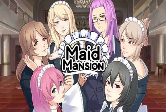 Maid Mansion Repack-Games