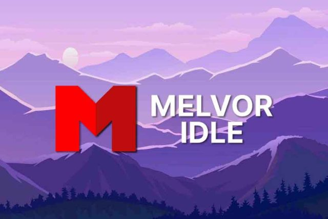 Melvor Idle Free Download Torrent Repack-Games