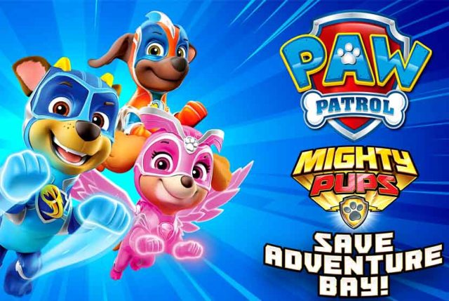 PAW Patrol Mighty Pups Save Adventure Bay Free Download Torrent Repack-Games