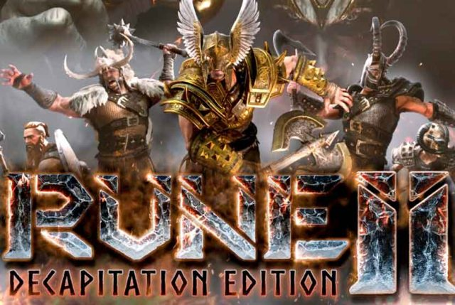 RUNE II Decapitation Edition Free Download Torrent Repack-Games