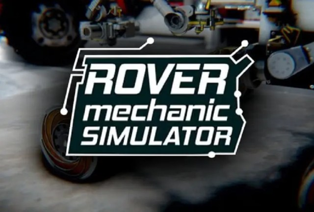 Rover Mechanic Simulator Repack-Games