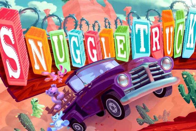 Snuggle Truck Free Download Torrent Repack-Games