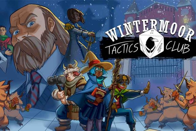 Wintermoor Tactics Club Free Download Torrent Repack-Games