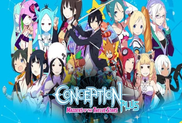 Conception PLUS: Maidens of the Twelve Stars Repack-Games
