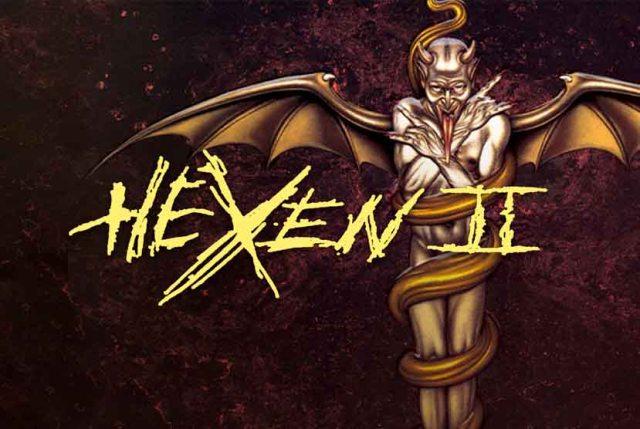 HeXen II Free Download Torrent Repack-Games