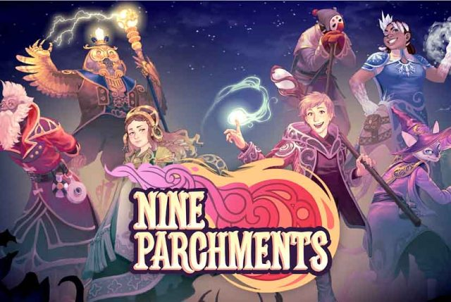 Nine Parchments Free Download Torrent Repack-Games