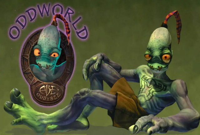 Oddworld: Abe's Oddysee Repack-Games