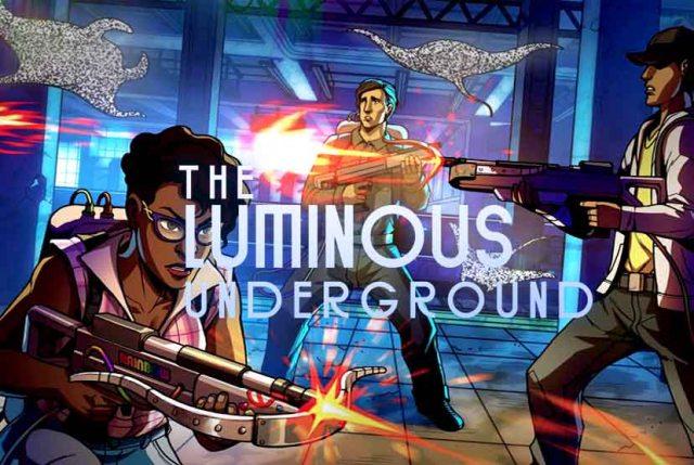 The Luminous Underground Free Download Torrent Repack-Games