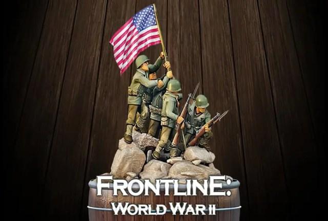 Frontline: World War II Repack-Games