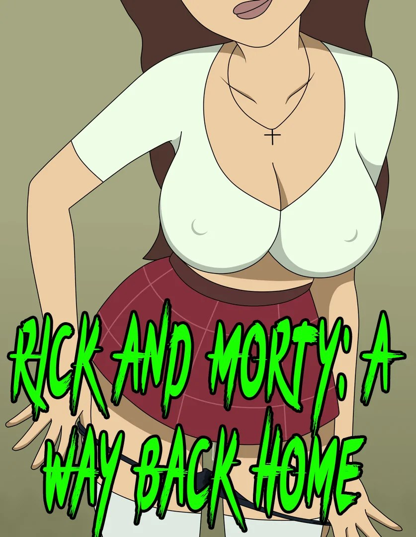 Rick And Morty A Way Back Home Full Game : morty, Morty:, Download, RepackLab