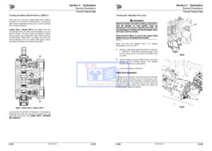 JCB Midi CX Backhoe Loader Service Repair Manual