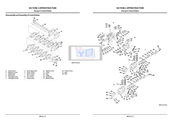 Hitachi ZX65USB-5B Workshop Manual
