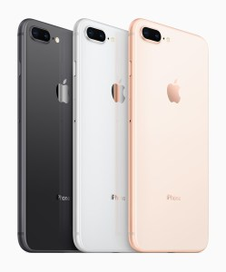 iPhone 8Plus Color Selection