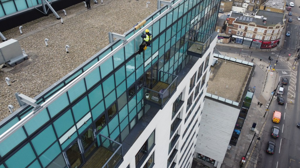 high level residential glazing