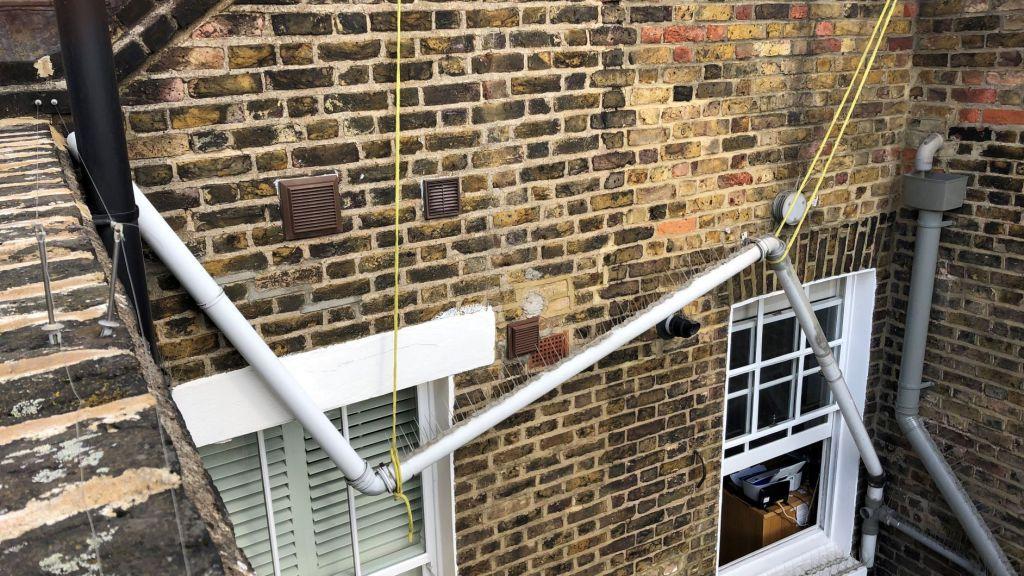 emergency rope access maintenance