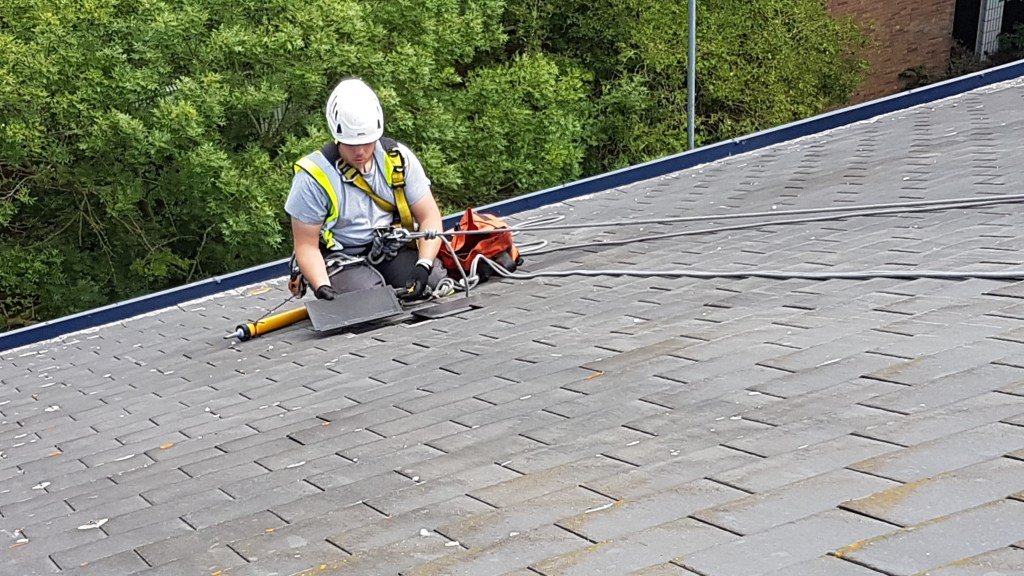 high level roofing, roof repair