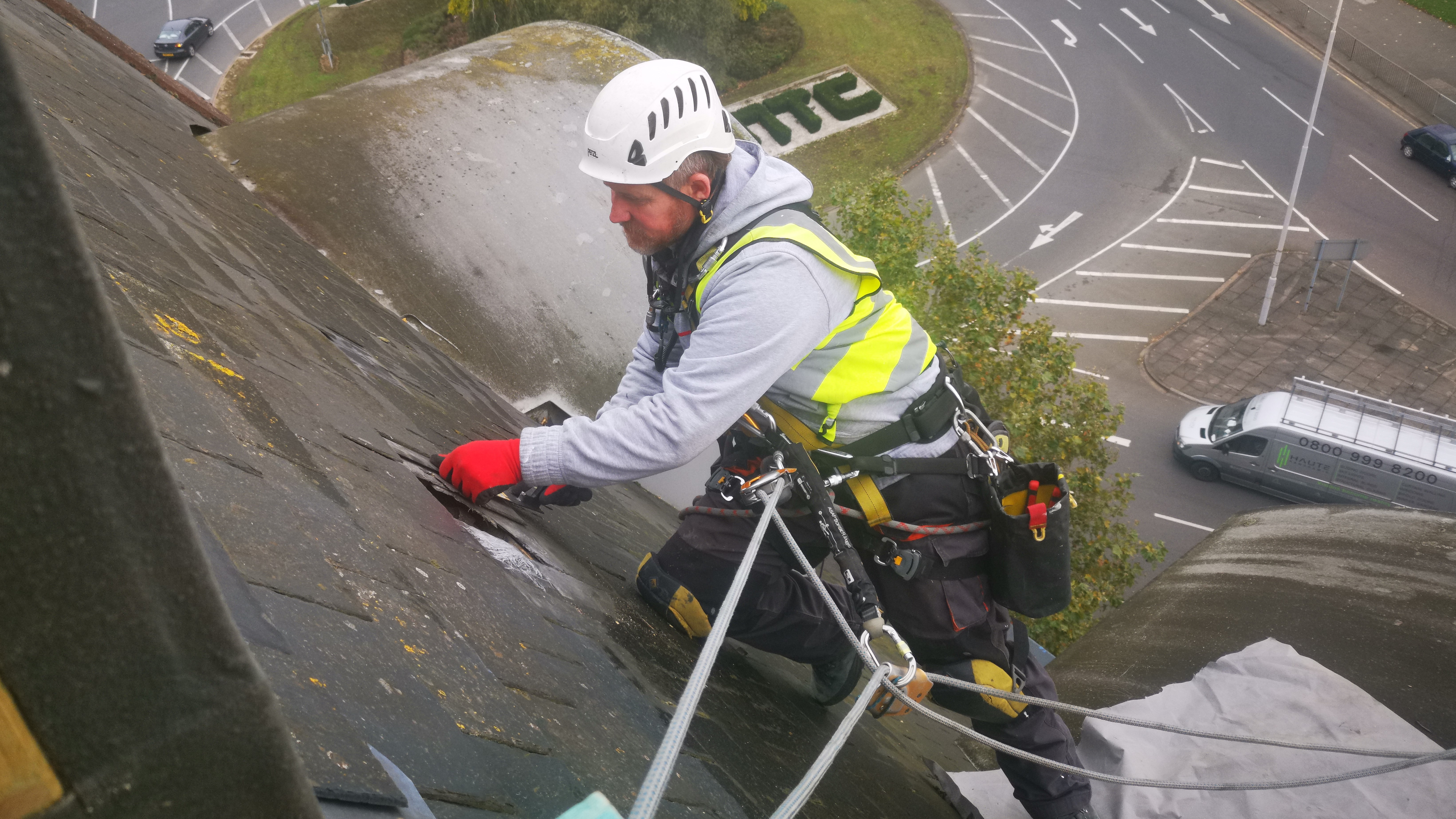high level roofing roof repair