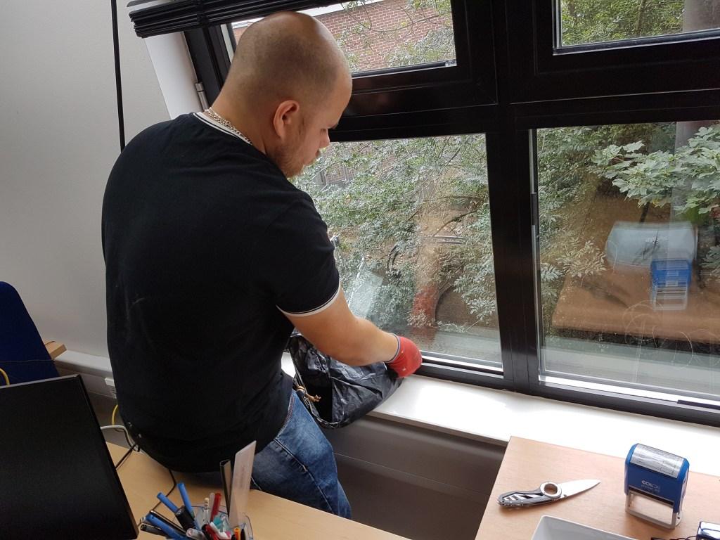 glazing maintenance