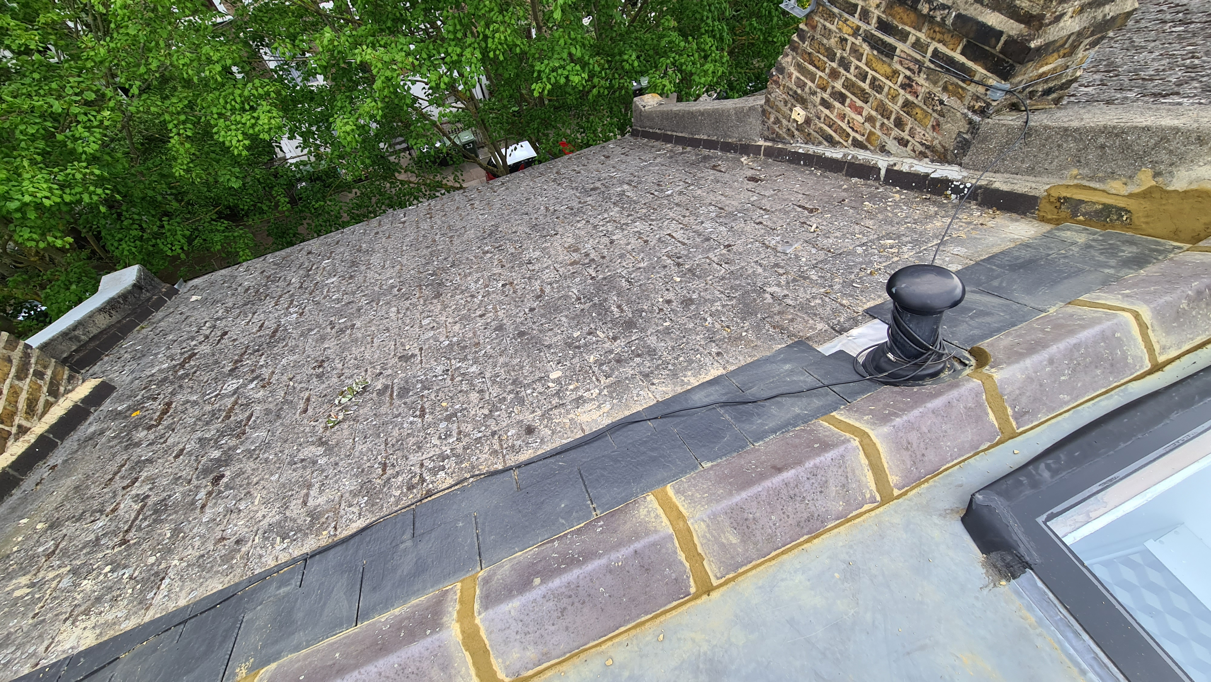 ridge - hip tile repair replacement