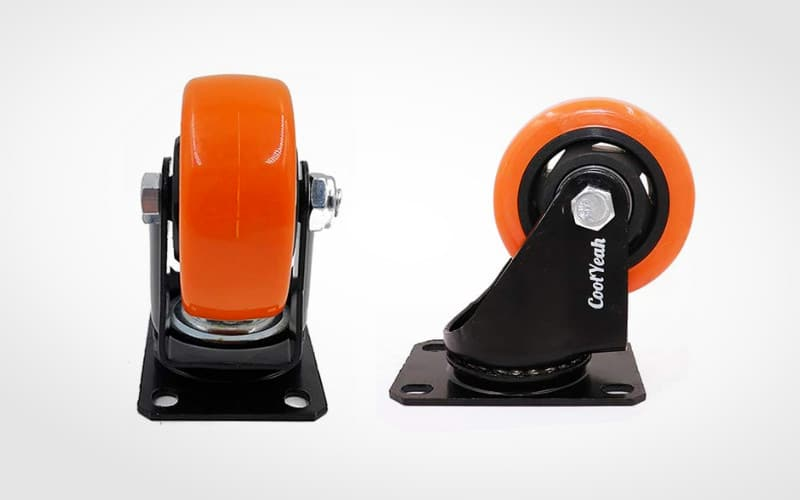 CoolYeah Caster Wheels Review – Make It Move!