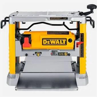 Tools to Have in Workshop - DEWALT-Benchtop-Planer