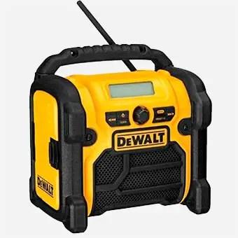 DEWALT-Jobsite-Radio-Compact